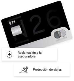 Cuenta y tarjeta N26 Black